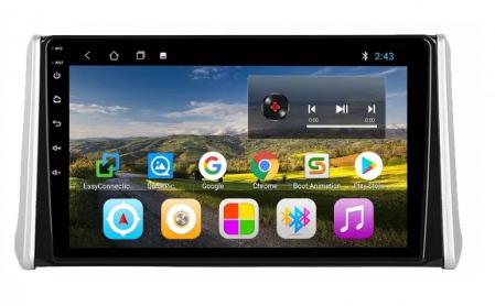 Navigatie Toyota Rav 4 ( 2018 + ) , Android , Display 9 inch , 2GB RAM +32 GB ROM , Internet , 4G , Aplicatii , Waze , Wi Fi , Usb , Bluetooth , Mirrorlink [2]