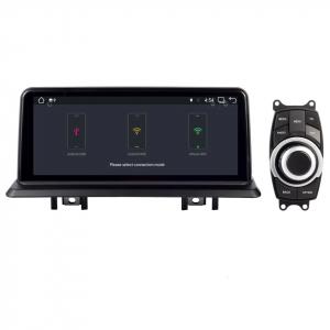 Navigatie BMW Seria 1 E87 ( 2005 - 2012 ) , Android , 4 GB RAM + 64 GB ROM , Internet , 4G , Youtube , Waze , Wi Fi , Usb , Bluetooth , Mirrorlink3
