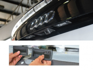 Camera marsarier maner Haion VW Passat Golf Tiguan Touareg Jetta Touran Sharan , Audi A3 A4 Q5 , Porche Cayenne3