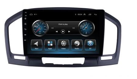 Navigatie Opel Insignia ( 2008 - 2013 ) , Android , 2GB RAM + 32 GB ROM , Internet , 4G , Aplicatii , Waze , Wi Fi , Usb , Bluetooth , Mirrorlink5