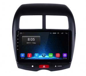 Navigatie Mitsubishi ASX ( 2010 - 2019 ) , Android , Display 9 inch , 2GB RAM +32 GB ROM , Internet , 4G , Aplicatii , Waze , Wi Fi , Usb , Bluetooth , Mirrorlink0