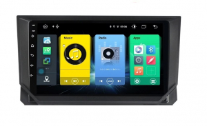 Navigatie Seat Ibiza ( 2017 + ) , Android , Display 9 inch , 2GB RAM +32 GB ROM , Internet , 4G , Aplicatii , Waze , Wi Fi , Usb , Bluetooth , Mirrorlink [2]