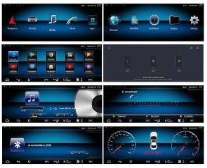 "Navigatie Mercedes E Class W212 ( 2012 - 2014) ,  Android , NTG 4.5 , 4GB RAM + 64 GB ROM , Slot Sim 4G LTE , Display 10.25 "" rez 1920*720 , Procesor Octa Core , Internet , Aplicatii , Waze , Wi Fi ,10"