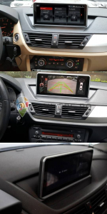 "Navigatie BMW X1 E84 (2009 - 2014 ) , Android , Touchscreen 10.25 "" IPS , 4 GB RAM + 32 GB ROM , Internet , 4G , Aplicatii , Waze , Wi Fi , Usb , Bluetooth , Mirrorlink3"
