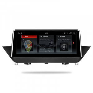 "Navigatie BMW X1 E84 (2009 - 2014 ) , Android , Touchscreen 10.25 "" IPS , 4 GB RAM + 32 GB ROM , Internet , 4G , Aplicatii , Waze , Wi Fi , Usb , Bluetooth , Mirrorlink2"