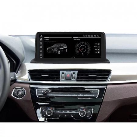 Navigatie BMW X1 F48 ( 2015 + ) , NBT , Android , 4 GB RAM si 64 GB ROM , Internet , 4G , Aplicatii , Waze , Wi Fi , Usb , Bluetooth , Mirrorlink [5]