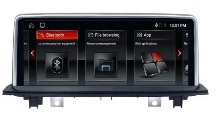 Navigatie BMW X1 F48 ( 2015 + ) , NBT , Android , 4 GB RAM si 64 GB ROM , Internet , 4G , Aplicatii , Waze , Wi Fi , Usb , Bluetooth , Mirrorlink [4]