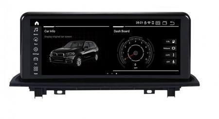 Navigatie BMW X1 F48 ( 2015 + ) , NBT , Android , 4 GB RAM si 64 GB ROM , Internet , 4G , Aplicatii , Waze , Wi Fi , Usb , Bluetooth , Mirrorlink [0]