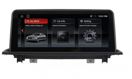 Navigatie BMW X1 F48 ( 2015 + ) , NBT , Android , 4 GB RAM si 64 GB ROM , Internet , 4G , Aplicatii , Waze , Wi Fi , Usb , Bluetooth , Mirrorlink [3]