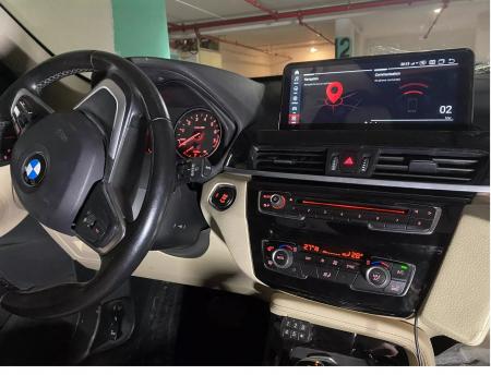 Navigatie BMW X1 F48 ( 2015 + ) , NBT , Android , 4 GB RAM si 64 GB ROM , Internet , 4G , Aplicatii , Waze , Wi Fi , Usb , Bluetooth , Mirrorlink [1]