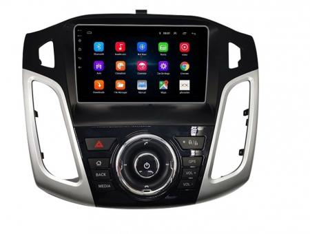 Navigatie Ford Focus ( 2012 - 2018 ) , Slot SIM 4G , Android 10 , 2 GB RAM + 32 GB ROM , Internet , 4G , Aplicatii , Waze , Wi Fi , Usb , Bluetooth0