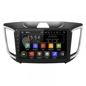 "Navigatie Gps Hyundai ix 25 / Creta , Android 9.0 , Display 9"" , 2GB RAM + 16GB ROM, Internet , Aplicatii , Waze , Wi Fi , 4G ,Bluetooth , Usb0"