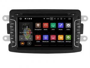 Navigatie Dacia Logan Duster Sandero Logdy Dokker , Android 10 ,  2 GB RAM + 16 GB ROM , Internet , 4G , Aplicatii , Waze , Wi Fi , Usb , Bluetooth , Mirrorlink0