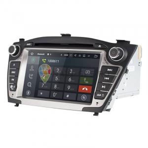 Navigatie Gps Hyundai Tucson ix 35 ( 2009 - 2015 ) , Android , 2GB RAM + 16 GB ROM , Internet , 4G , Aplicatii , Waze , Wi Fi , Usb , Bluetooth , Mirrorlink1