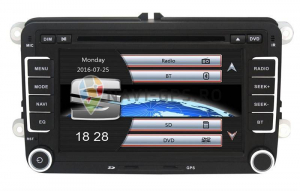 Navigatie Gps Seat Leon Altea Toledo Alhambra , Windows 6.0 , Dvd Player , Usb , Bluetooth , Card 8GB Europa full0