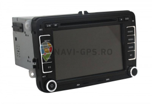 Navigatie Gps Seat Leon Altea Toledo Alhambra , Windows 6.0 , Dvd Player , Usb , Bluetooth , Card 8GB Europa full2