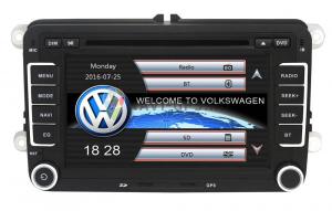 Navigatie Gps VW Golf 5 6 Passat B6 B7 CC Tiguan Touaran Jetta Eos Polo Amarok Caddy , Windows 6.0 , Dvd Player , Usb , Bluetooth , Card 8GB Europa full0