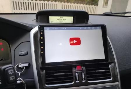 Navigatie Volvo XC60 ( 2008 - 2012 )  Android , Display 9 inch , 2GB RAM +32 GB ROM , Internet , 4G , Aplicatii , Waze , Wi Fi , Usb , Bluetooth , Mirrorlink [2]