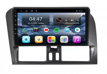 Navigatie Volvo XC60 ( 2008 - 2012 )  Android , Display 9 inch , 2GB RAM +32 GB ROM , Internet , 4G , Aplicatii , Waze , Wi Fi , Usb , Bluetooth , Mirrorlink [1]