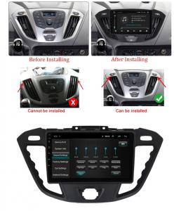 Navigatie Ford Transit ( 2012 - 2019 ) , Android , Display 9 inch , 2GB RAM +32 GB ROM , Internet , 4G , Aplicatii , Waze , Wi Fi , Usb , Bluetooth , Mirrorlink1
