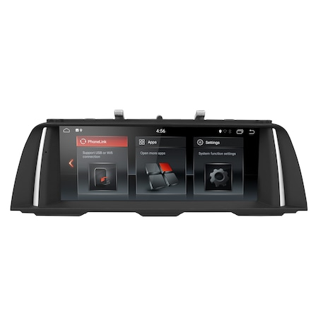 Navigatie NAVI-IT, 1GB RAM 16GB ROM, BMW F10, Android 9.1, Display IPS, Functie RDS, Bluetooth, WiFi, Magazin Play, Camera Marsarier [0]
