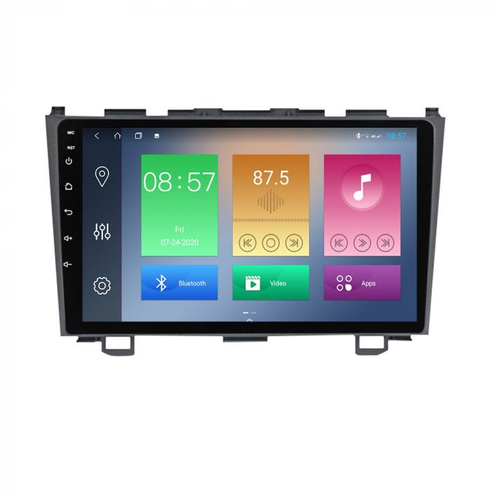 Navigatie Honda CR-V 2006-2011, NAVI-IT, 9 Inch, 4GB RAM 64GB ROM, IPS, DSP, RDS, 4G, Android 10 , WiFi, Bluetooth, Magazin Play, Camera Marsarier [5]