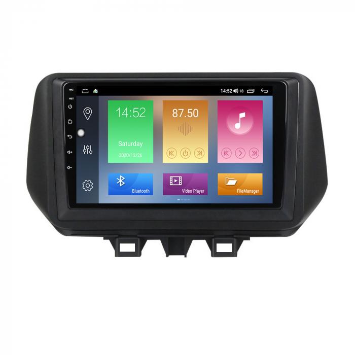 Navigatie Hyundai Tucson 2018-2020, NAVI-IT, 10 Inch, 2GB RAM 32GB ROM, Android 9.1, WiFi, Bluetooth, Magazin Play, Camera Marsarier [0]