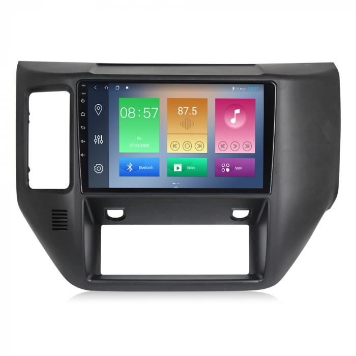 Navigatie Nissan Patrol 2011-2015, NAVI-IT, 9 Inch, 4GB RAM 64GB ROM, IPS, DSP, RDS, 4G, Android 10 , WiFi, Bluetooth, Magazin Play, Camera Marsarier [0]
