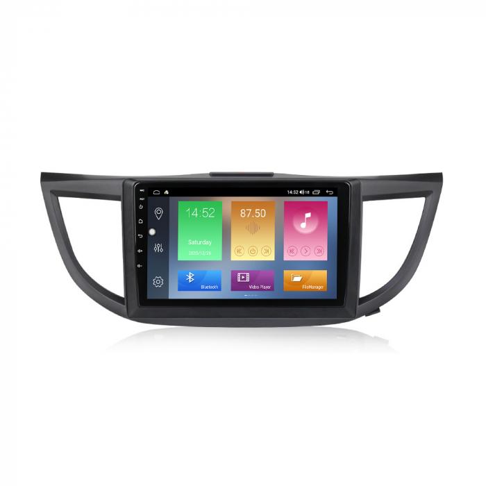 Navigatie Honda CR-V 2012, NAVI-IT, 10.25 Inch, 1GB RAM 16GB ROM, Android 9.1 , WiFi, Bluetooth, Magazin Play, Camera Marsarier [6]