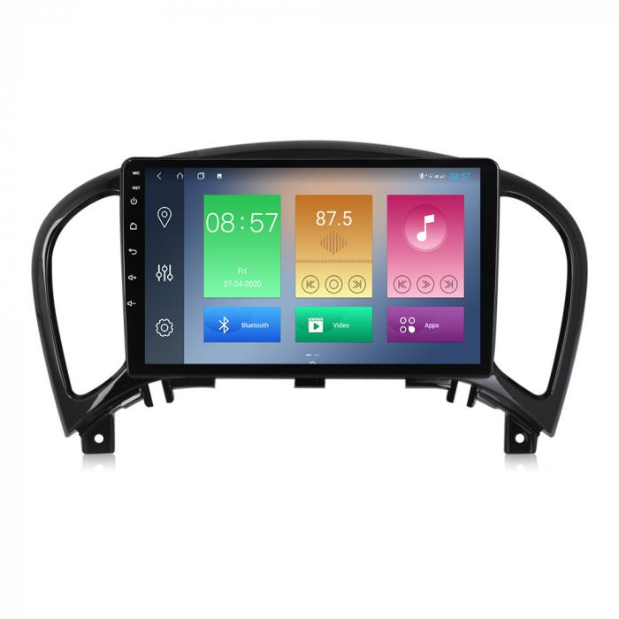 Navigatie Nissan Juke 2010-2014, NAVI-IT, 9 Inch, 1GB RAM 16GB ROM, Android 9.1, WiFi, Bluetooth, Magazin Play, Camera Marsarier [0]