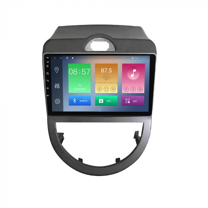 Navigatie Kia Soul 2008-2011, NAVI-IT, 9 Inch, 1GB RAM 16GB ROM, Android 9.1, WiFi, Bluetooth, Magazin Play, Camera Marsarier [0]