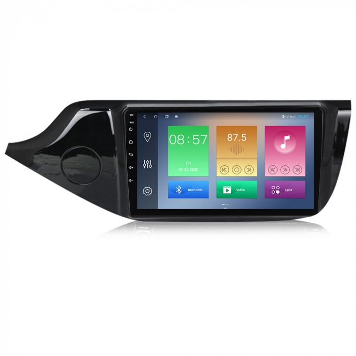 Navigatie Kia Ceed 2 2012-2018, NAVI-IT, 9 Inch, 1GB RAM 16GB ROM, Android 9.1, WiFi, Bluetooth, Magazin Play, Camera Marsarier [0]