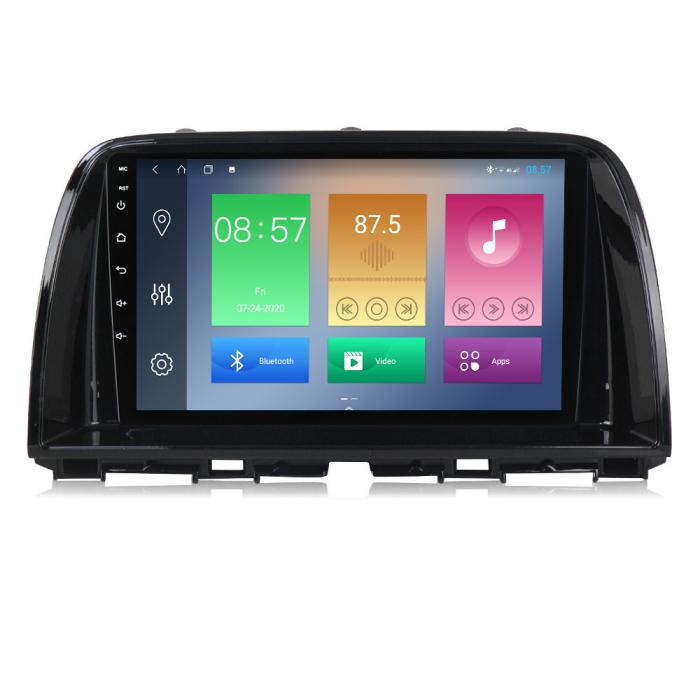 Navigatie Mazda CX5 2012-2017, NAVI-IT, 9 Inch, 4GB RAM 64GB ROM, IPS, DSP, RDS, 4G, Android 10 , WiFi, Bluetooth, Magazin Play, Camera Marsarie [6]