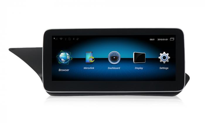 """Navigatie NAVI-IT 2GB RAM + 32GB ROM, Android Mercedes E Class W212 ( 2012 - 2014) , NTG 4.5, Display 10.25 """" rezolutie 1920*720 , Internet , Wi Fi , Usb , Bluetooth 1"""