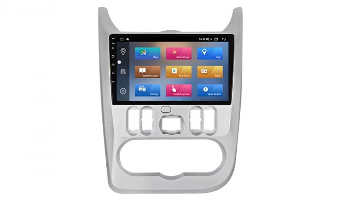 Navigatie NAVI-IT  4 GB RAM + 64 GB ROM Dacia Logan ( 2009 - 2016 ) , Android , Display 9 inch , Internet ,Aplicatii , Waze , Wi Fi , Usb , Bluetooth , Mirrorlink - Copie - Copie 1