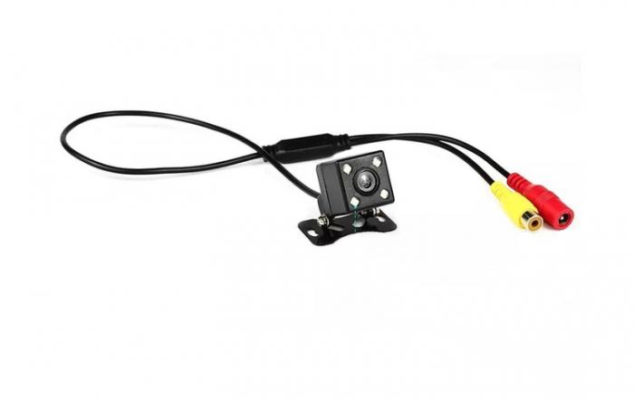 Camera marsarier 4 leduri, patrata, Full HD, reglabila manual 2