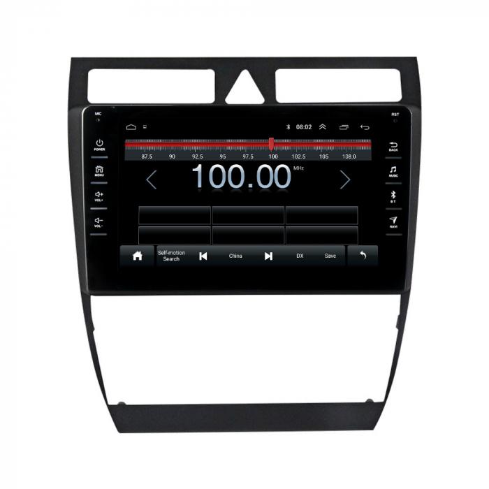 Navigatie NAVI-IT, 1GB RAM 16GB ROM,Audi A6 S6, Android 9.1, Display IPS, Functie RDS, Bluetooth, WiFi, Magazin Play, Camera Marsarier [2]