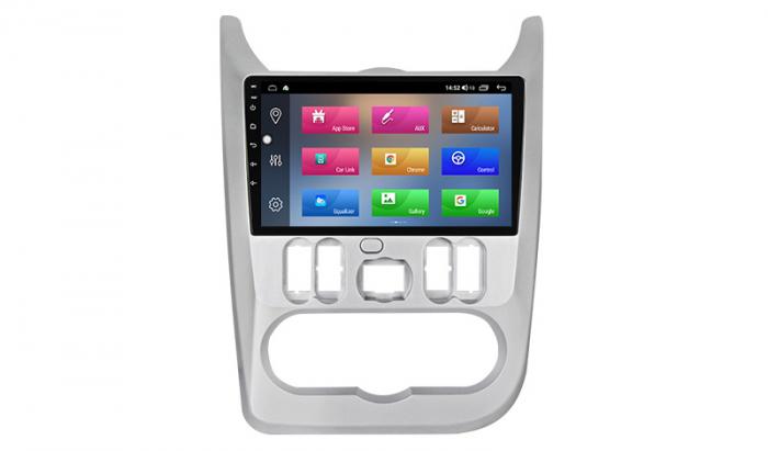 Navigatie NAVI-IT  1 GB RAM + 16 GB ROM Dacia Logan ( 2009 - 2016 ) , Android , Display 9 inch , Internet ,Aplicatii , Waze , Wi Fi , Usb , Bluetooth , Mirrorlink 2