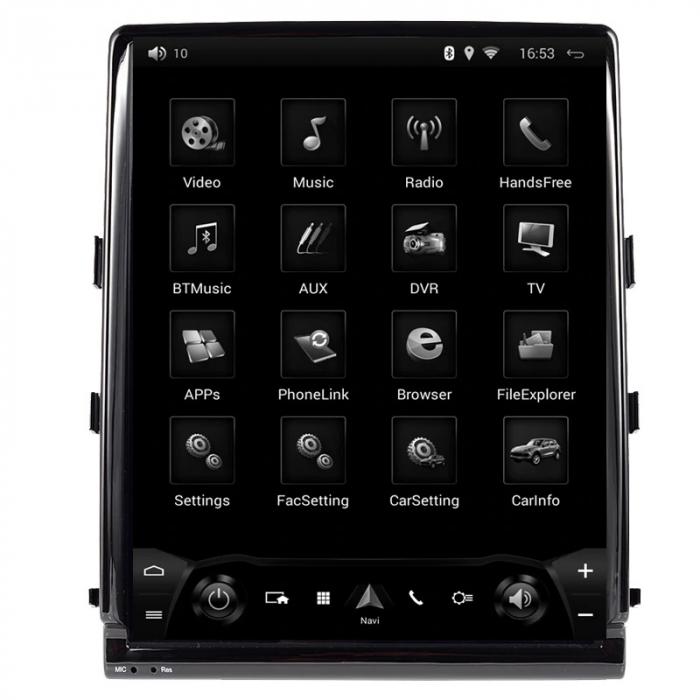 Navigatie NAVI-IT, 4GB 64GB ROM dedicata Porsche 2011-2015 cu Android GPS Bluetooth Internet 3G 4G 0