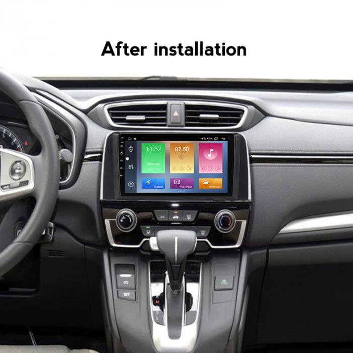 Navigatie Honda CR-V 2016-2018, NAVI-IT, 9 Inch, 1GB RAM 16GB ROM, Android 9.1 , WiFi, Bluetooth, Magazin Play, Camera Marsarier [4]