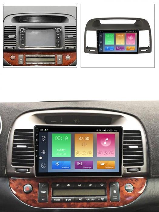 Navigatie Toyota Camry 5 (2001-2006), NAVI-IT, 9 Inch, 2GB RAM 32GB ROM, Android 9,1, WiFi, Bluetooth, Magazin Play, Camera Marsarier [3]