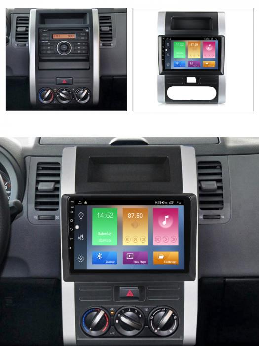 Navigatie Nissan X-Trail 2008-2012, NAVI-IT, 10.1 Inch, 4GB RAM 64GB ROM, IPS, DSP, RDS, 4G, Android 10 , WiFi, Bluetooth, Magazin Play, Camera Marsarier [4]