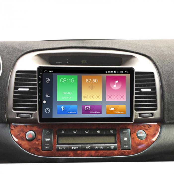 Navigatie Toyota Camry 5 (2001-2006), NAVI-IT, 9 Inch, 1GB RAM 16 GB ROM, Android 9,1, WiFi, Bluetooth, Magazin Play, Camera Marsarier [2]
