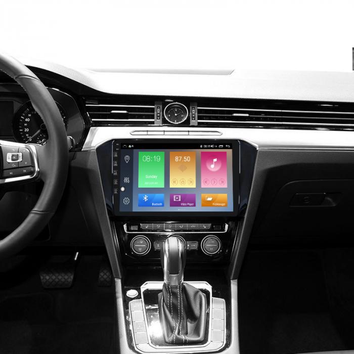 "Navigatie NAVI-IT 2GB RAM + 32GB ROM Gps Android VW Passat B8 ( 2015 - 2018 ) , Display 10.1 "", Internet ,Aplicatii , Waze , Wi Fi , Usb , Bluetooth , Mirrorlink - Copie [4]"