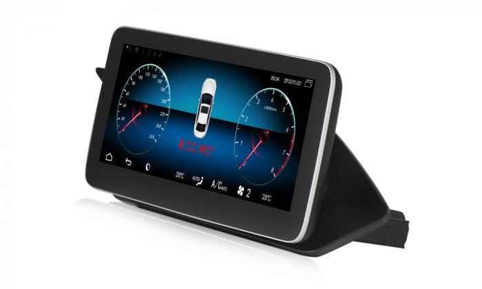 """Navigatie NAVI-IT 4 GB RAM + 64 GB ROM, Android Mercedes E Class W212 ( 2012 - 2014) , NTG 4.5, Display 10.25 """" rezolutie 1920*720 , Internet , Wi Fi , Usb , Bluetooth [3]"""