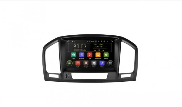Navigatie NAVI-IT 4 GB RAM + 64 GB ROM Gps Opel Insignia , Android 9.1 , Internet, Aplicatii , Waze , Wi Fi , Usb , Bluetooth , Mirrorlink - Copie - Copie - Copie 0