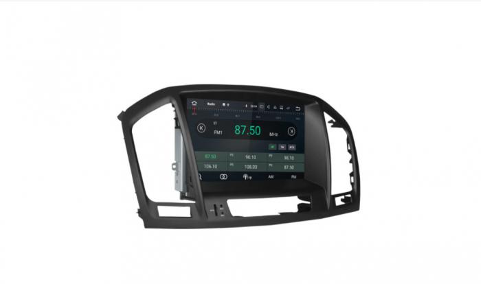 Navigatie NAVI-IT 2 GB RAM + 32 GB ROM Gps Opel Insignia , Android 10 , Internet, Aplicatii , Waze , Wi Fi , Usb , Bluetooth , Mirrorlink - Copie - Copie 1