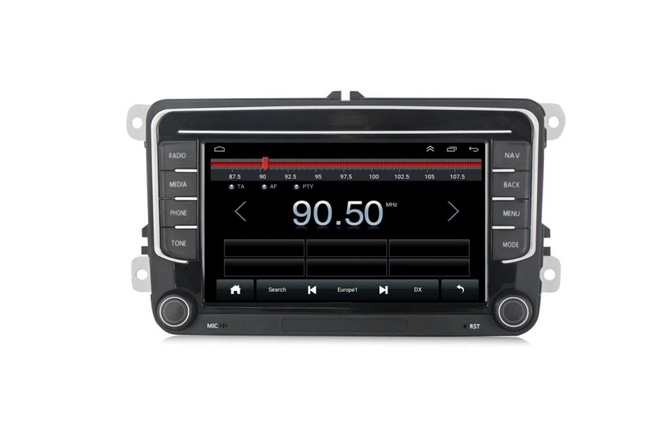 Navigatie NAVI-IT, 2GB RAM 32GB ROM, Model 2021, Volkswagen Golf 5, Passat B6, Jetta, Android 9.1, Display IPS, Functie RDS, Bluetooth, WiFi, Magazin Play, Camera Marsarier [2]