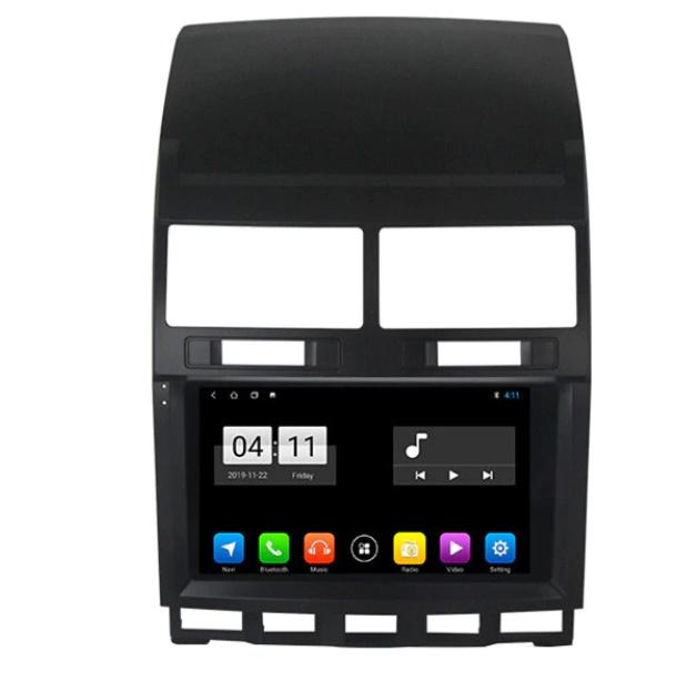Navigatie NAVI-IT, Volkswagen Touareg Android 9.1, Display 9 Inch, 1 GB RAM 16GB ROM GPS, WiFi, Bluetooth, Waze + camera marsarier [0]