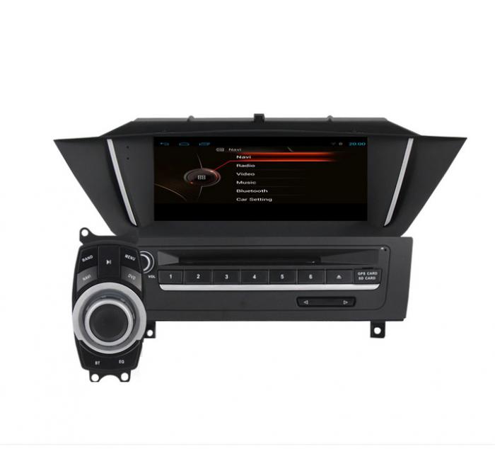 Navigatie NAVI-IT, 2GB RAM 32GB ROM, BMW X1, CU i-DRIVE, Android 10, Display 8.8 Inch, Waze, Bluetooth, Magazin Play, Camera marsarier, pentru modelele fara navigatie DE FABRICA [0]